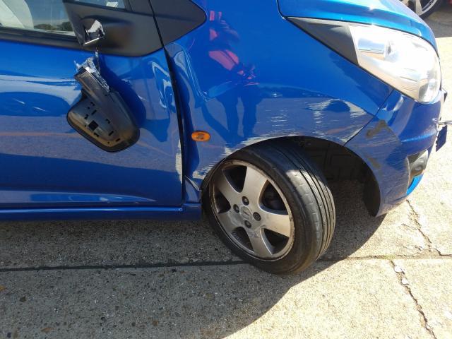 Машинокомплект Chevrolet Spark 2010