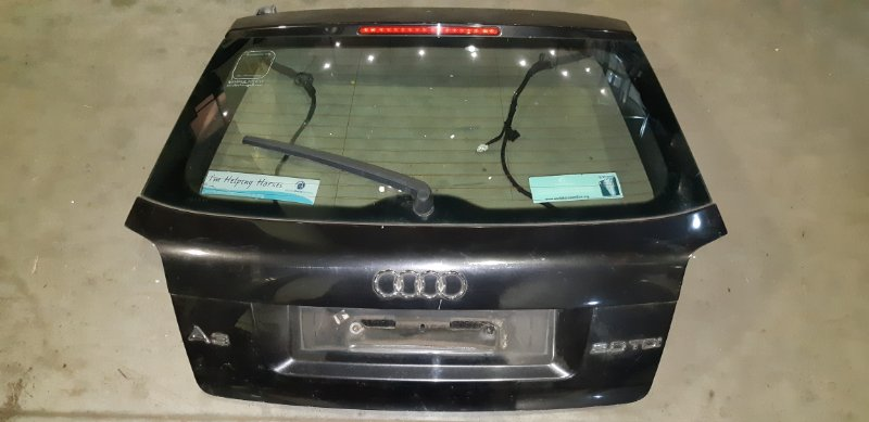 Крышка багажника Audi A3 2.0TD 2008