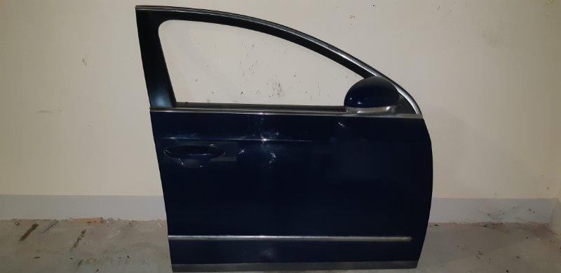 Дверь Volkswagen Passat B6 2.0 I BVY 2005 передняя правая