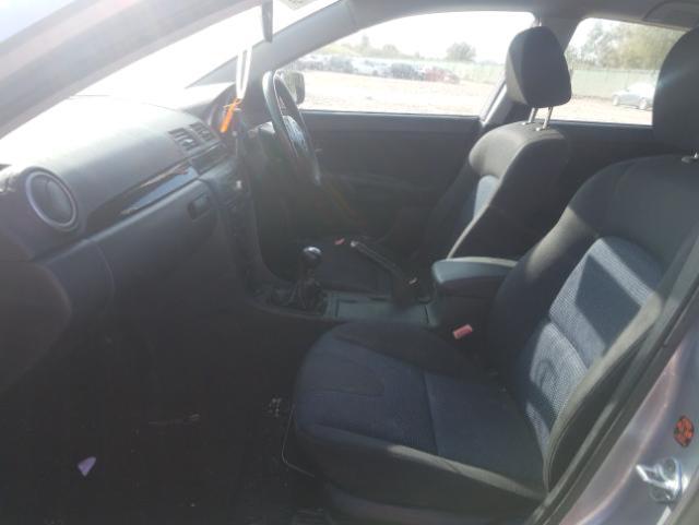 Машинокомплект Mazda 3 1.6 БЕНЗИН МКПП 2006