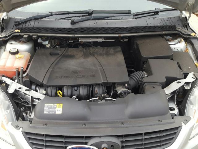 Машинокомплект Ford Focus 2 ХЭТЧБЕК 5 ДВЕРЕЙ 1.8 БЕНЗИН Q7DA 2009