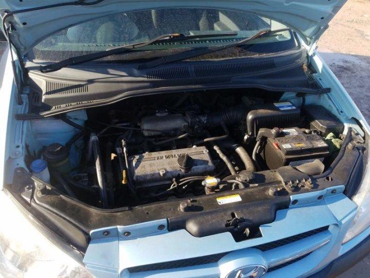 Машинокомплект Hyundai Getz TB 1.1 БЕНЗИН 2008