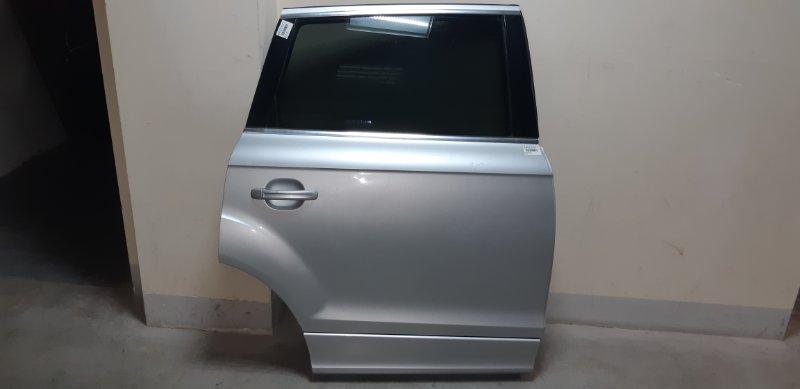 Дверь Audi Q7 3.0 TD 2007 задняя правая
