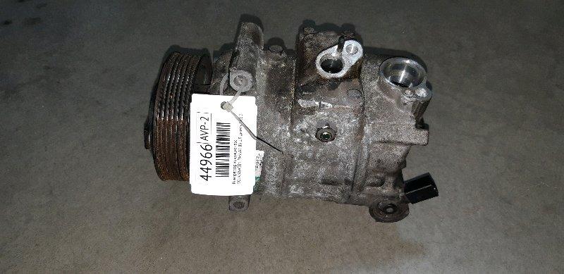 Компрессор кондиционера Volkswagen Passat B6 1.9 ДИЗЕЛЬ BXE 2007