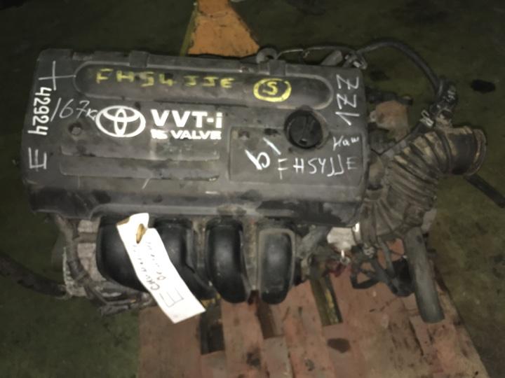 Двигатель с кпп Toyota Avensis 1.8 БЕНЗИН 2004