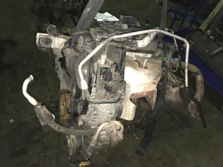 Двигатель с кпп Peugeot 206 1.4 БЕНЗИН 2007