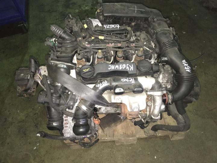 Двигатель с кпп Peugeot 308 1.6 ДИЗЕЛЬ 2009