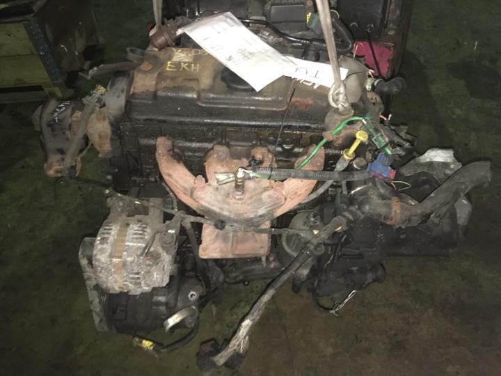 Двигатель с кпп Citroen C3 1.4 БЕНЗИН 2008
