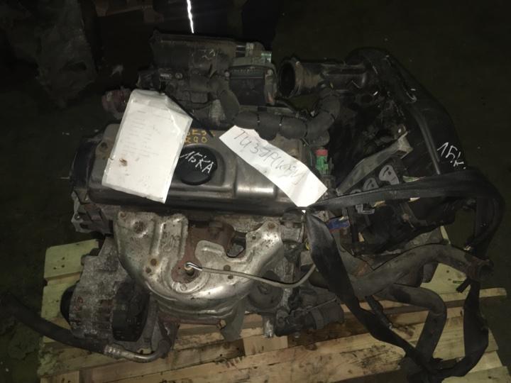 Двигатель с кпп Citroen C3 1.4 БЕНЗИН 2005