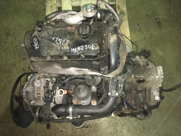 Двигатель с кпп Volkswagen Passat B5 1.9 TDCI 2002