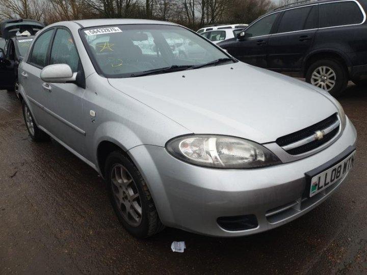 Машинокомплект Chevrolet Lacetti 1.6 БЕНЗИН 2008