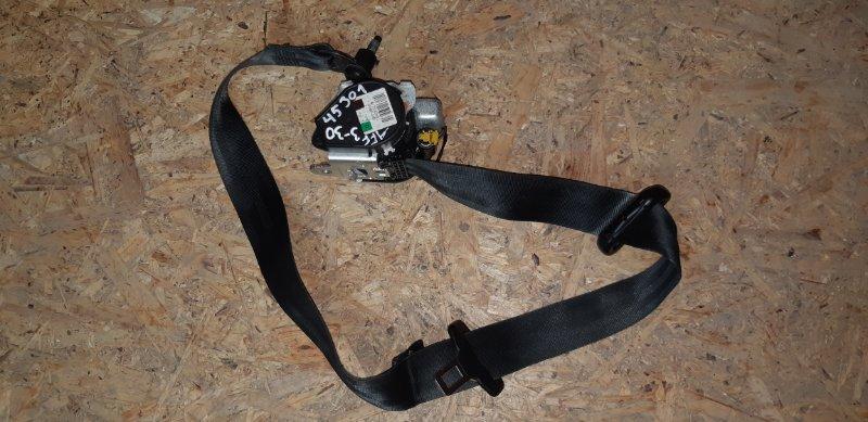 Ремень безопасности Ford Focus 3 1.6 БЕНЗИН 2011 передний правый