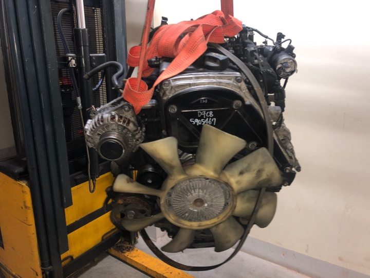 Двигатель Hyundai Porter 2 2.5 TD 2002