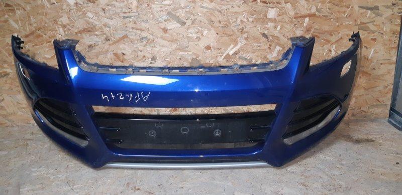Бампер Ford Kuga 2 2.0 ДИЗЕЛЬ 2014 передний