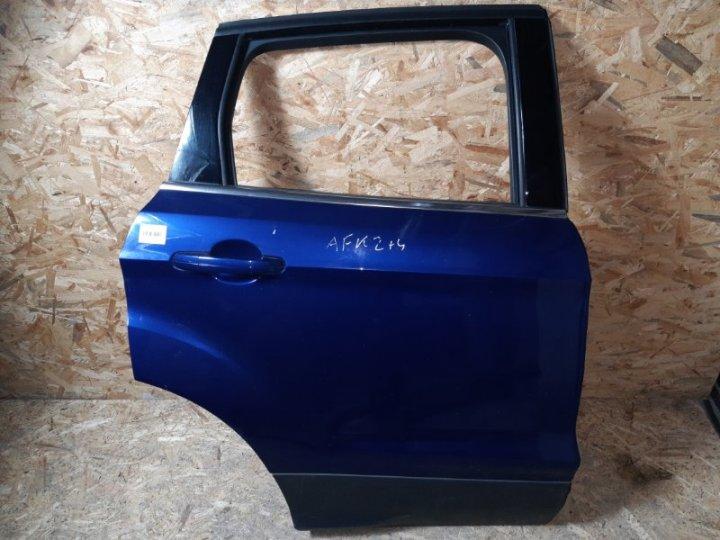 Дверь Ford Kuga 2 2.0 ДИЗЕЛЬ 2019 задняя правая