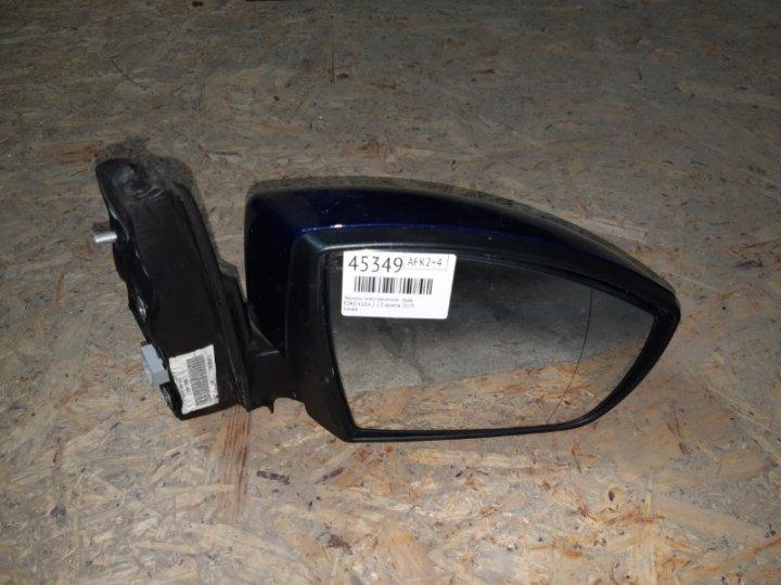 Зеркало электрическое Ford Kuga 2 2.0 ДИЗЕЛЬ 2014 правое