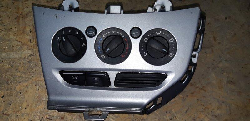 Блок управления печкой Ford Focus 3 1.6 БЕНЗИН 2011