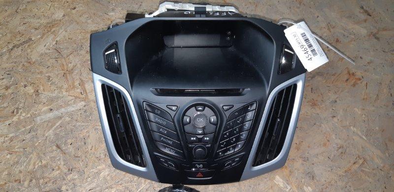 Магнитола Ford Focus 3 1.6 БЕНЗИН 2011