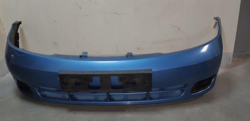 Бампер Chevrolet Lacetti 1.6I 2009 передний