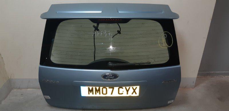Крышка багажника Ford Focus 2 УНИВЕРСАЛ 1.6 БЕНЗИН 100 Л.С. 2007