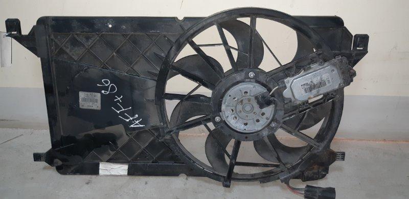 Диффузор с вентилятором Ford Focus 2 ХЭТЧБЕК 5 ДВЕРЕЙ 1.8 БЕНЗИН Q7DA 2011