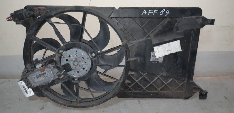Диффузор с вентилятором Ford Focus 2 1.8 БЕНЗИН 2007