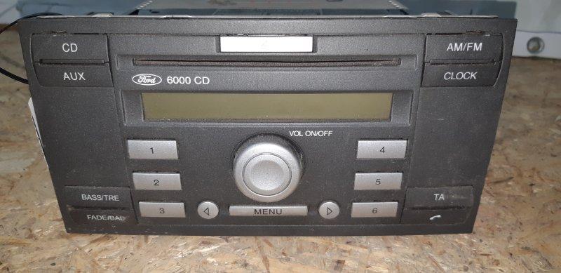 Магнитола Ford Focus 2 ХЭТЧБЕК 5 ДВЕРЕЙ 2.0 БЕНЗИН 2006