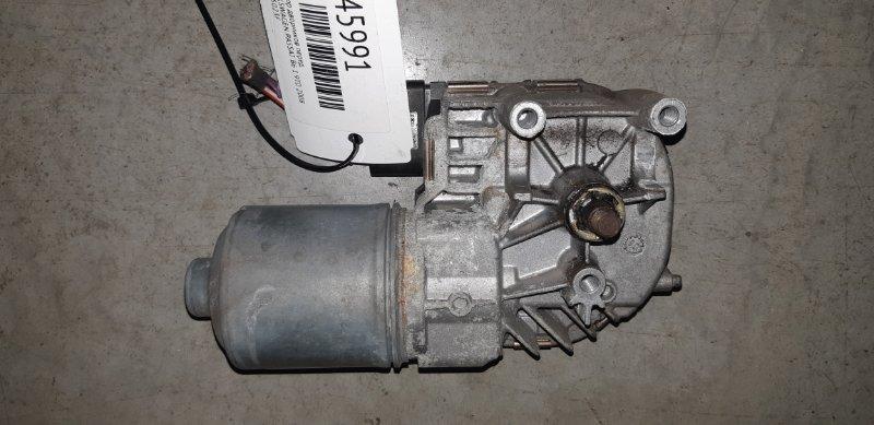 Мотор дворников Volkswagen Passat B6 B6 1.9TD 2008 передний