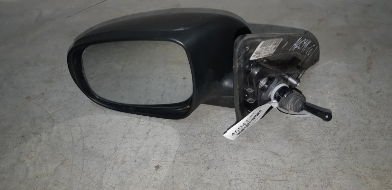 Зеркало механическое Kia Ceed 1.4 БЕНЗИН G4FA 2009 левое