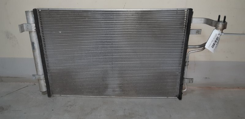Радиатор кондиционера Kia Ceed ХЭТЧБЕК 1.4 G4FA 2012