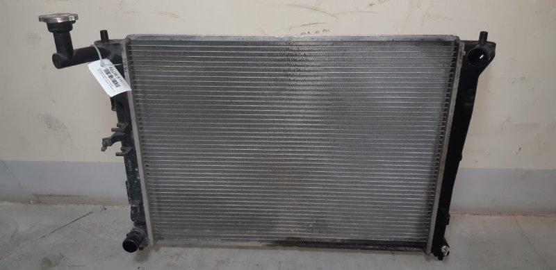 Радиатор охлаждения (основной ) Kia Ceed ХЭТЧБЕК 1.4 G4FA 2012