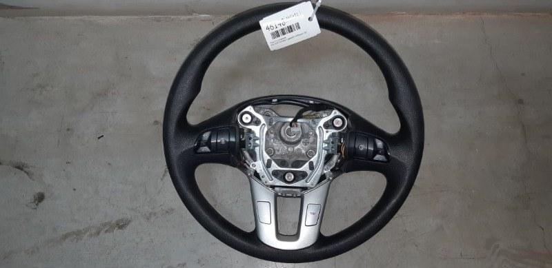Руль 3-х спицевый Kia Ceed ХЭТЧБЕК 1.4 G4FA 2012