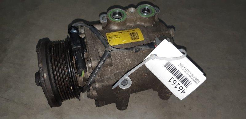 Компрессор кондиционера Ford Fiesta 1.6 FYJA 2005