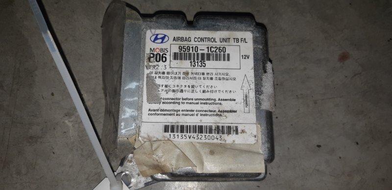 Блок srs Hyundai Getz TB 1.4 БЕНЗИН 2007