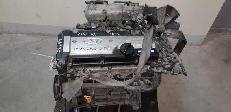 Двигатель Hyundai Getz TB 1.4 БЕНЗИН 2007
