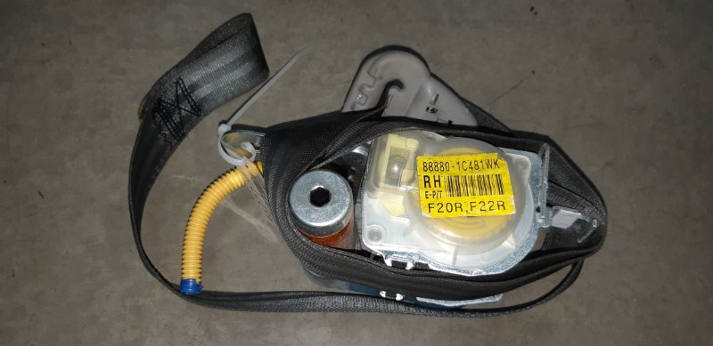 Ремень безопасности Hyundai Getz TB 1.1 БЕНЗИН 2008 передний правый