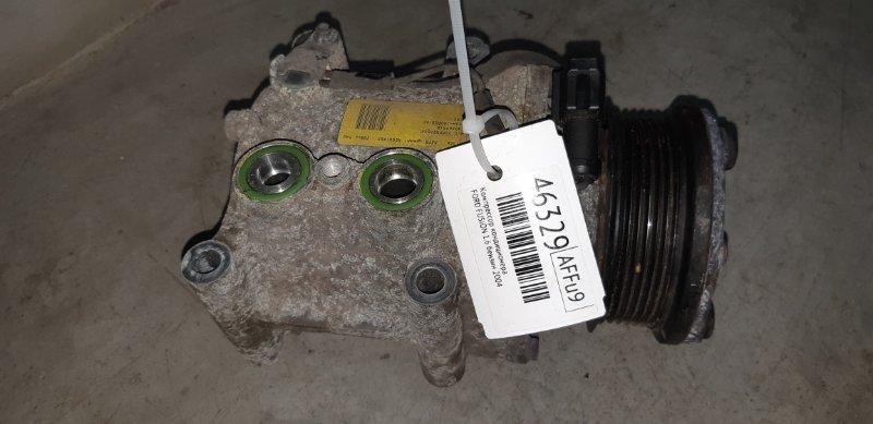 Компрессор кондиционера Ford Fusion 1.6 БЕНЗИН 2004