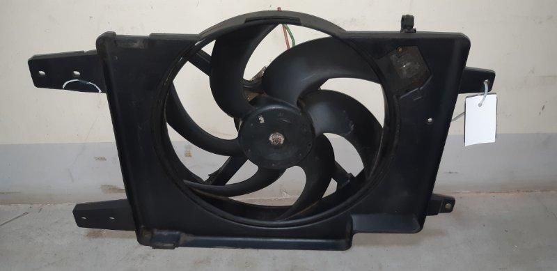Диффузор с вентилятором Ford Fiesta 1.4 I 2002