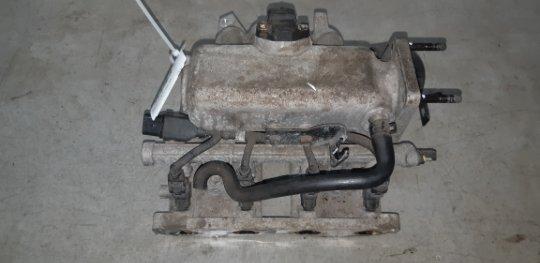 Впускной коллектор Hyundai Getz TB 1.1 I G4HG 2006
