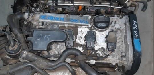 Двигатель Audi A3 1.8 БЕНЗИН AUM 2002