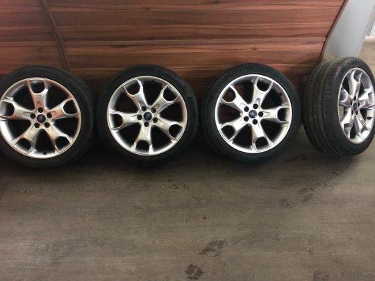 Колёса комплект Ford Kuga 2 2.0 ДИЗЕЛЬ 2014