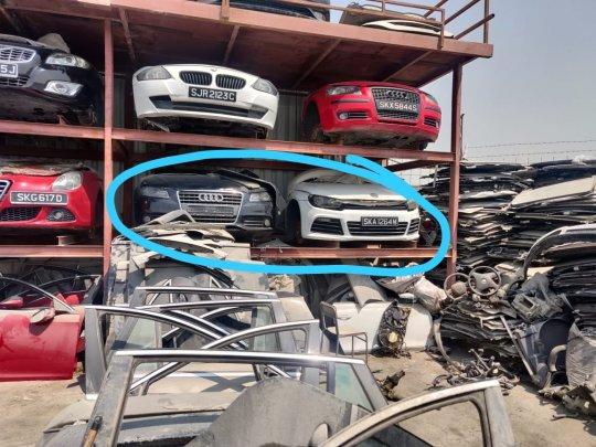 Хавкат Audi A4 2007