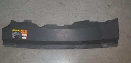 Дефлектор радиатора Ford Focus 2 ХЭТЧБЕК 5 ДВЕРЕЙ 1.6 БЕНЗИН 115 Л.С. 2007 передний верхний