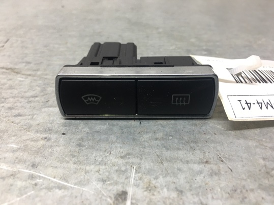 Кнопка включения обогрева стекла Ford Mondeo 4 УНИВЕРСАЛ 2.0 TD DURATORQ-TDCI (143PS) - DW 2008