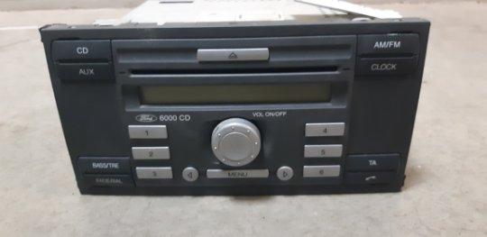 Магнитола Ford Focus 2 ХЭТЧБЕК 5 ДВЕРЕЙ 1.6 БЕНЗИН 2007