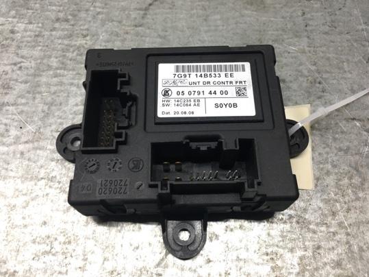 Блок комфорта двери Ford Mondeo 4 УНИВЕРСАЛ 2.0 TD DURATORQ-TDCI (143PS) - DW 2008 передний