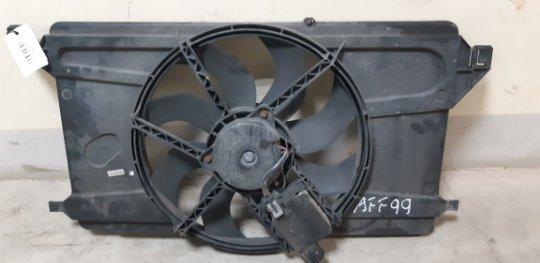 Диффузор с вентилятором Ford Focus 2 СЕДАН 1.6 БЕНЗИН 100 Л.С. 2006