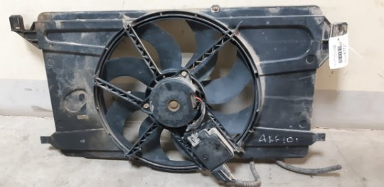 Диффузор с вентилятором Ford Focus 2 ХЭТЧБЕК 5 ДВЕРЕЙ 1.6 БЕНЗИН 2007