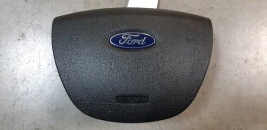 Подушка srs ( airbag ) в руль Ford Focus 2 ХЭТЧБЕК 5 ДВЕРЕЙ 1.8 БЕНЗИН Q7DA 2008