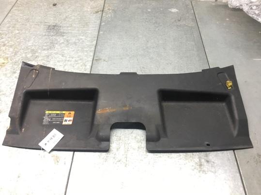 Дефлектор радиатора Ford Mondeo 4 УНИВЕРСАЛ 2.0 TD DURATORQ-TDCI (143PS) - DW 2008 верхний